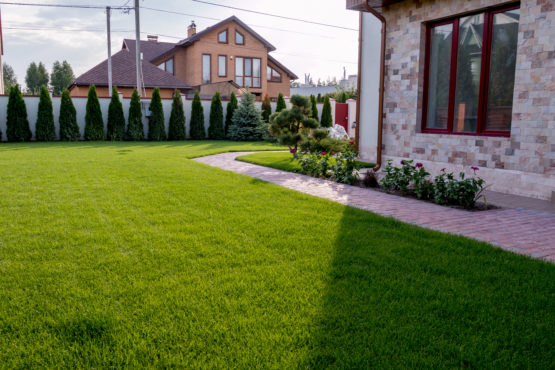 Дом и двор 2 - Реализованные проекты