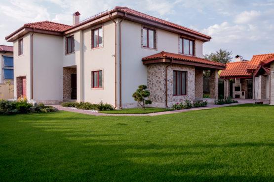 Дом и двор 3 - Реализованные проекты