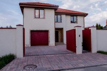 Дом и двор 1 - Реализованные проекты